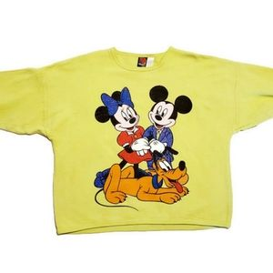 NAME YOUR PRICE Vintage Mickey Unlimited Sweater